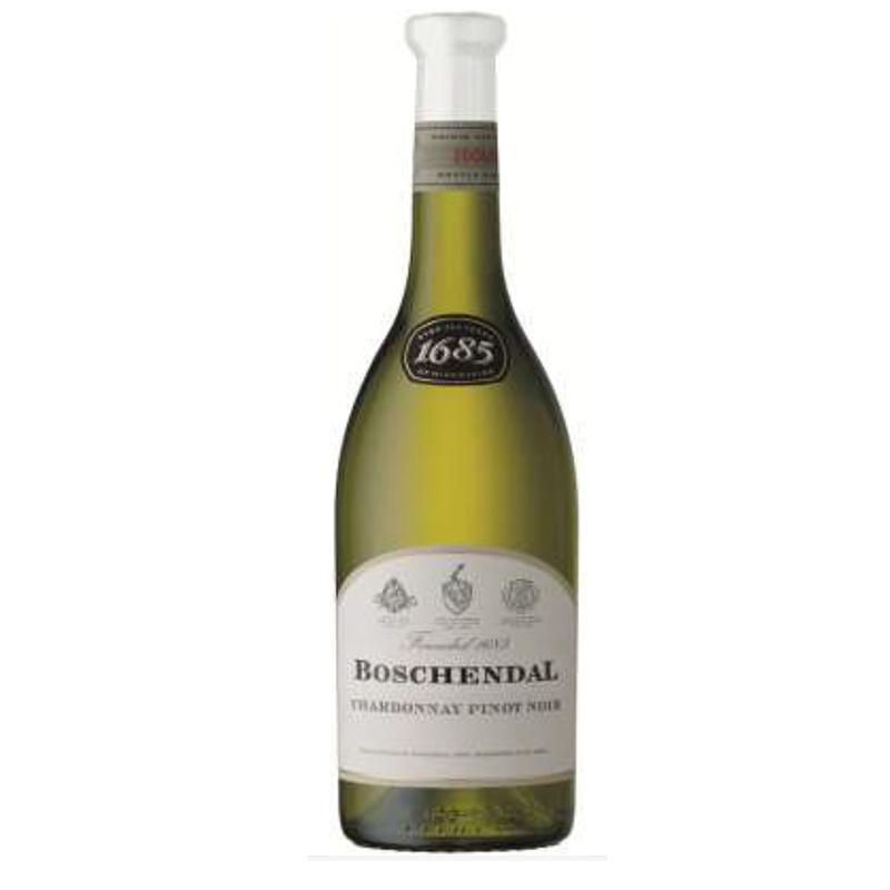 Boschendal 1685 chardonnay pinot noir wijn op maat for Boschendal wine